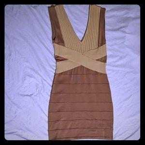 Hot Miami style bandage dress